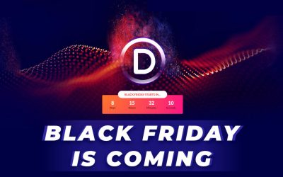 The Divi Black Friday Sale Is Coming