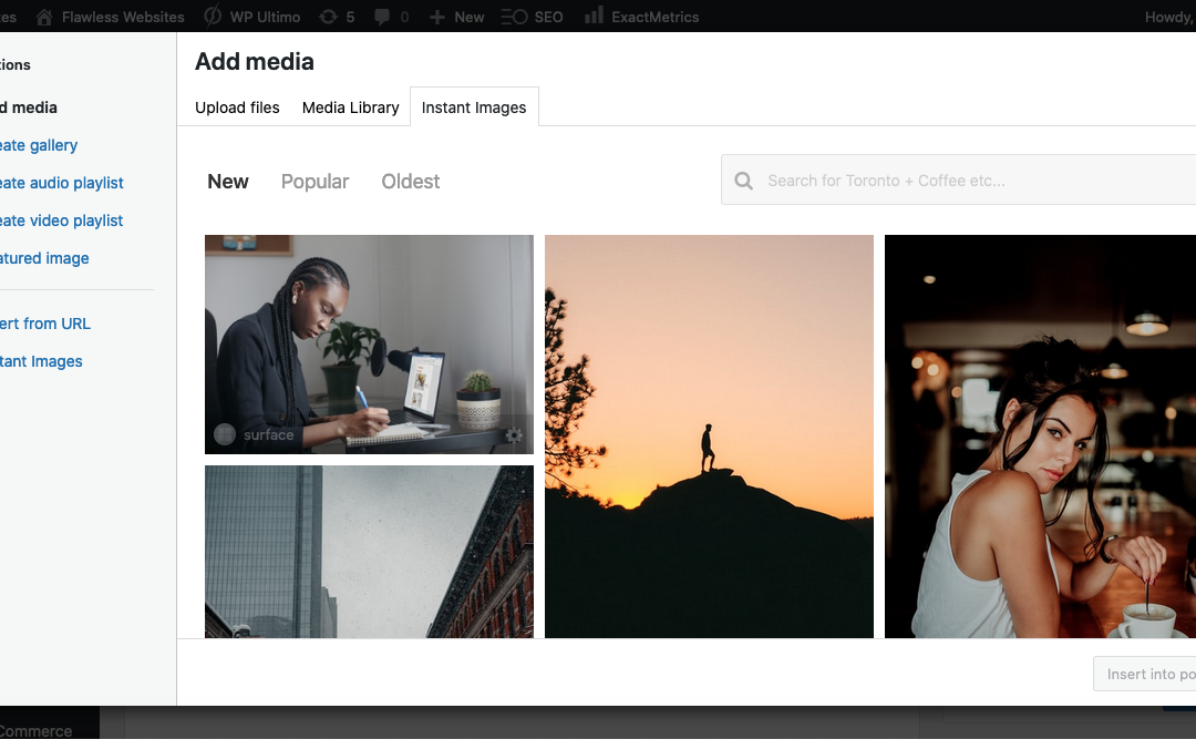 Use Unsplash Royalty Free Photos On Your Flawless Website