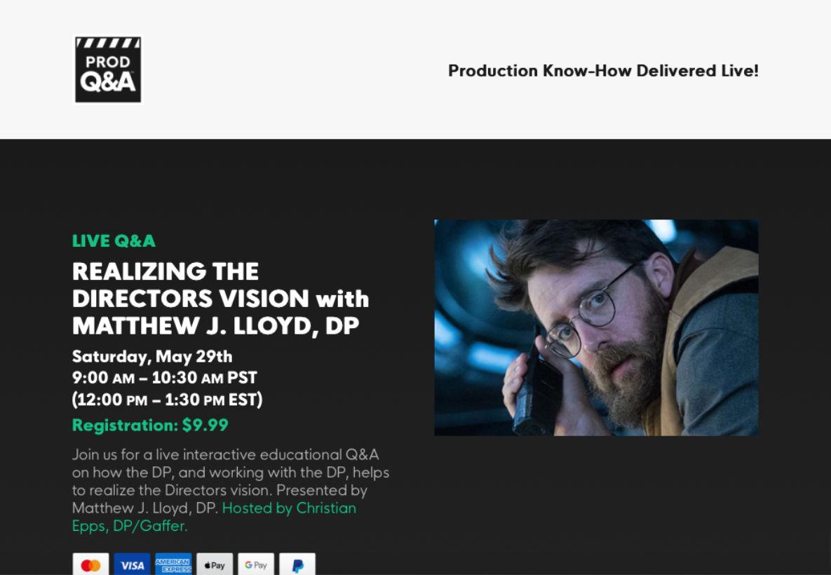 Production Q&A